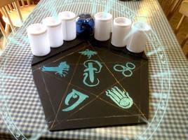 Budget Arcane Enchanter by cupcakedoll