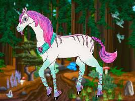Jewel Riders Unicorn by cupcakedoll