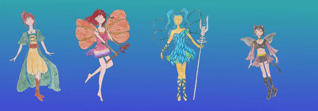 Mirta Story costume dump by cupcakedoll