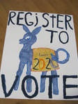You Should Vote! by cupcakedoll