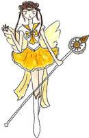 Sailor Sun by cupcakedoll