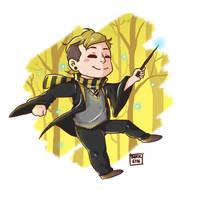 Josh Dun (Hogwarts crossover) by berylette