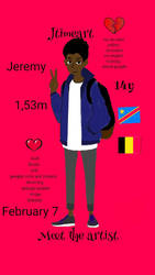 meet the artist by jtime14