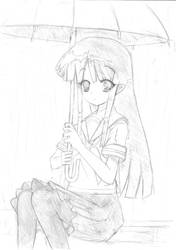 Rainy Days by meteorweapon