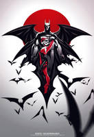 BATMAN- Harley Quinn by e-guerrero