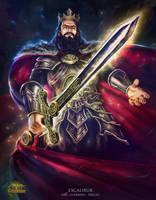 Excalibur by e-guerrero
