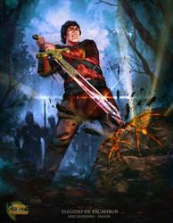 Elegido de Excalibur by e-guerrero
