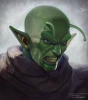 Piccolo by e-guerrero
