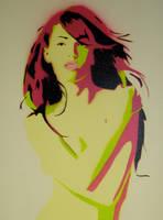 Colorful Girl by HopelessSoul