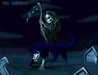 The Reaper by Scyrel