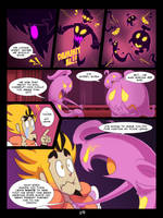 The Mystery Skulls Misadventures: 'Wounds' pg19 by Scyrel