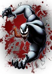 Venom by Scyrel
