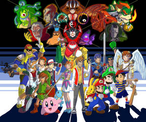 Captain N: Super Smash by TSoutherland
