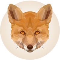 Red Fox by unikatdesign