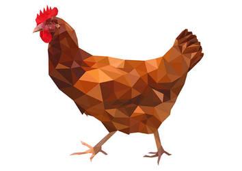 Chicken by unikatdesign