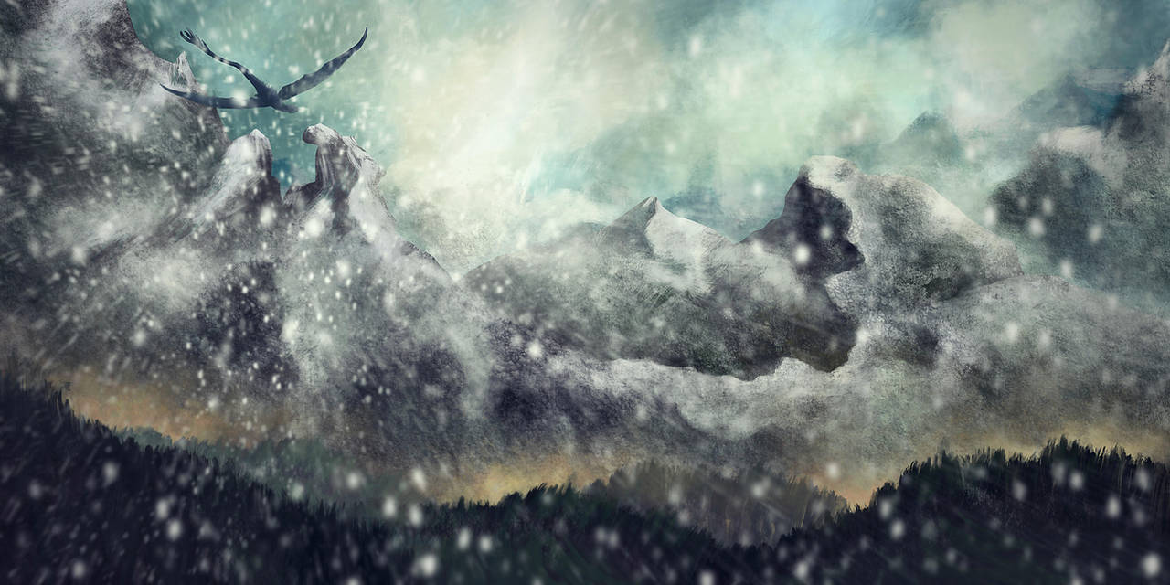 Snowstorm by unikatdesign