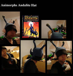 Animorphs Andalite Hat by animorphs