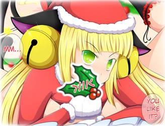 Hot Christmas (Comm) by ya-ya-tan