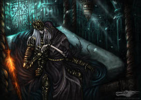 Lothric and Lorian - Oh Dear Brother by Svartya