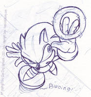 GET THE F+?$ING RING SONIC by TehZee