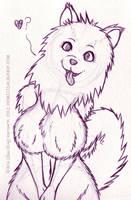 Fluffy Pom-Pom~ by TehZee