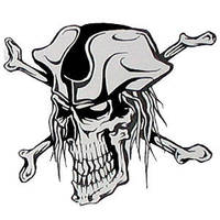 Pirate Skull by QUINTdesigns