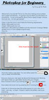 Photoshop for beginners by Fairy-of-the-Woods
