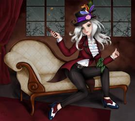 Joker Clari by ajpenrose
