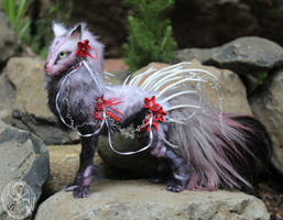 Yuletide Winter - Collaboration QuillDog AUCTION by SonsationalCreations