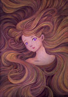Wavy Brown by Maygreen