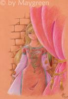 Lea Curtain by Maygreen