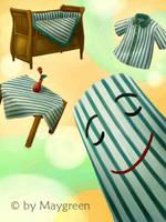 Clothbag Dream by Maygreen