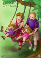 Family Swing by Maygreen
