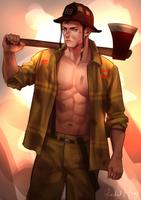 Fireman by rachelhuey88