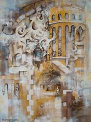 Lost City by SilverRoseKitsun by Botosani