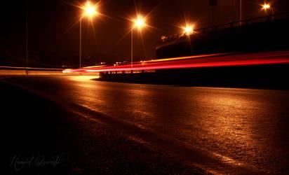 Light Speed by HamidQureshi