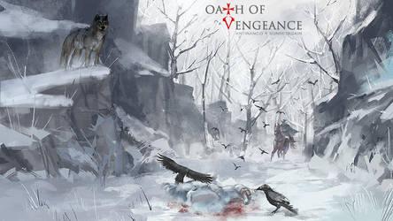 Oath of Vengeance p2 by sunsetagain