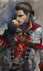 Templar Master by sunsetagain