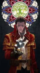 Templar Enforcer by sunsetagain