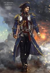 Captain Shaggy Cormac by sunsetagain