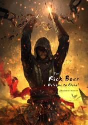 Fanart for Rick Boer by sunsetagain