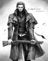Cudgel Cormac by sunsetagain