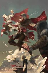 Reflections (Ezio) without logo by sunsetagain
