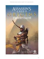 Desert Oath by sunsetagain