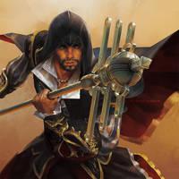 Ezio by sunsetagain