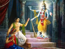 Lord Sri Krishna by sreeknaidu