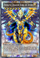 [F.A]Hieratic Dragon King of Atum by grezar