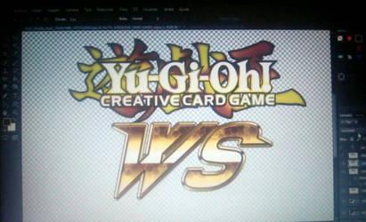 Yu-Gi-Oh! WS Beta Logo by grezar