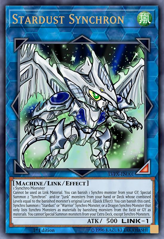 Stardust Synchron by grezar