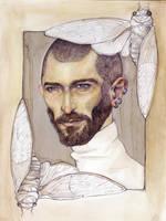 portrait by Cephalopodwaltz